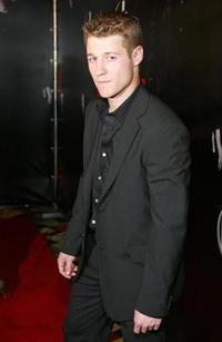 Actor Benjamin McKenzie at the Las Vegas premiere of