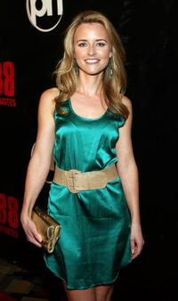 Actress Trilby Glover at the Las Vegas premiere of