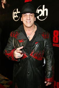 Actor Chuck Zito at the Las Vegas premiere of