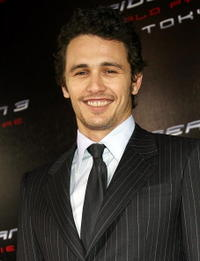 James Franco at the