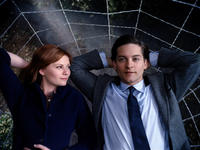 Kirsten Dunst and Tobey Maguire in