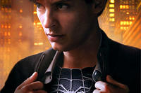 Tobey Maguire as Spider-Man and Peter Parker in