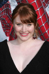 Actress Bryce Dallas Howard at the premiere of