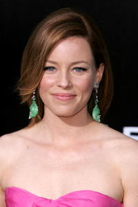 Actress Elizabeth Banks at the premiere of