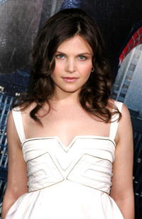 Actress Ginnifer Goodwin at the premiere of