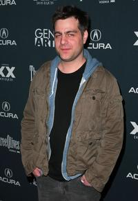 Director Derick Martini at the New York premiere of