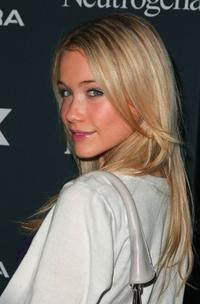 Katrina Bowden at the New York premiere of