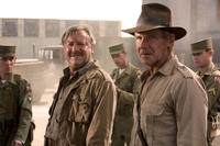Ray Winstone and Harrison Ford in