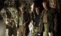 John Hurt, Karen Allen, Harrison Ford, Shia LaBeouf and Ray Winstone in
