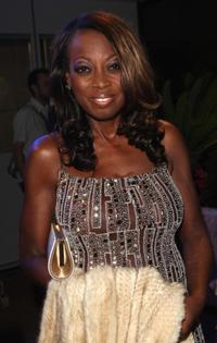 Star Jones at the premiere of