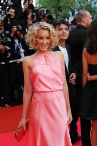 Ludivine Sagnier at the premiere of