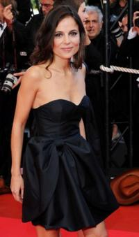 Elena Anaya at the premiere of