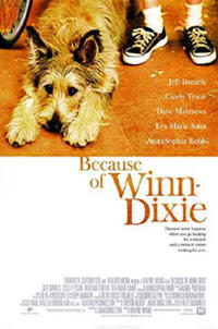 Because of Winn-Dixie poster