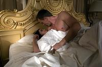 Eva Green and Daniel Craig in