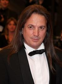 Singer Francis Lalanne at the premiere of