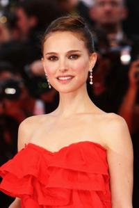 Natalie Portman at the premiere of
