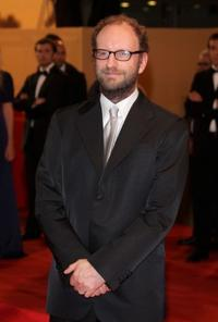 Director Steven Soderbergh at the premiere of