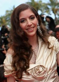 Yael Boon at the premiere of