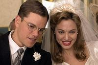 Angelina Jolie and Matt Damon tie the knot in