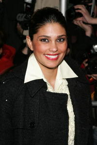 Designer Rachel Roy at the N.Y. premiere of