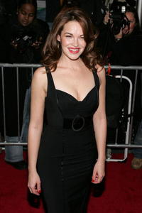 Actress Tammy Blanchard at the N.Y. premiere of