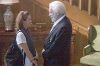 Diane Lane and Donald Sutherland in