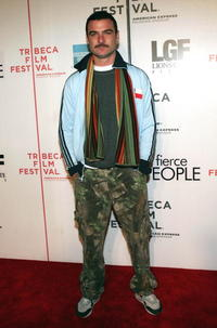 Actor Liev Schreiber at the screening of