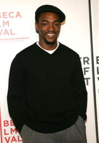 Actor Anthony Mackie at the screening of