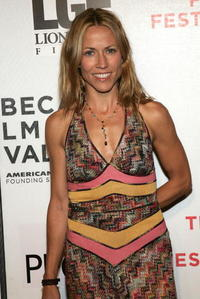 Singer Sheryl Crow at the screening of