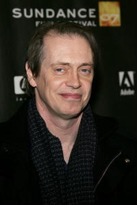 Actor Steve Buscemi at the premiere of