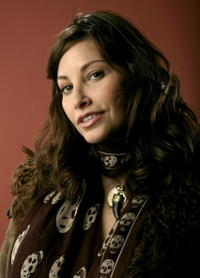 Actress Gina Gershon in a portrait for