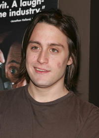 Actor Rory Culkin at the N.Y. premiere of