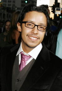 Efren Ramirez at the Los Angeles premiere of