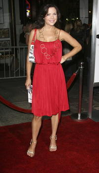 Krystal Campbell at the Los Angeles premiere of