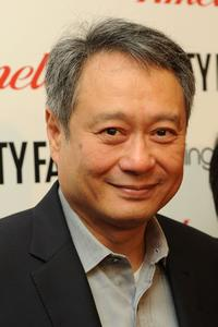 Director Ang Lee at the New York premiere of