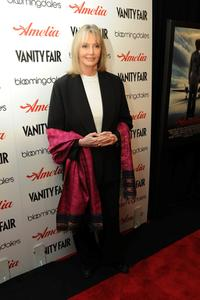 Writer Anna Hamilton Phelan at the New York premiere of