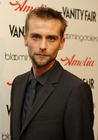 Joe Anderson at the New York premiere of