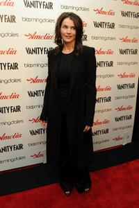 Julia Ormond at the New York premiere of