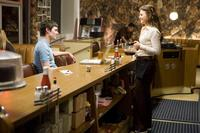 Adam Brody as Carter Webb and Ginnifer Goodwin as Janey in