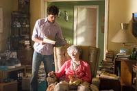 Adam Brody and Olympia Dukakis in