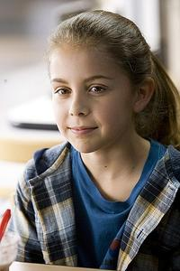Makenzie Vega as Paige in
