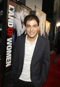 Writer/director Jonathan Kasdan at the L.A. premiere of