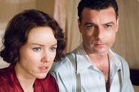Naomi Watts as Kitty Fane and Liev Schreiber as Charlie Townsend in