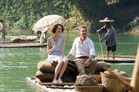 Naomi Watts as Kitty Fane and Edward Norton as Walter Fane in