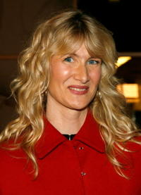 Actress Laura Dern at the Hollywood premiere of
