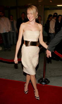 Naomi Watts at the Hollywood premiere of