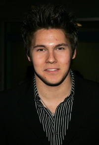 Actor Scott Clifton at the Hollywood premiere of