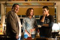 Kevin Dunn, Julie White and Shia LaBeouf in