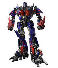 Optimus Prime, a member of an alien race, comes to help save the Earth in