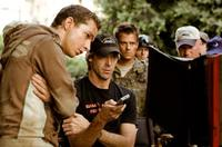 Shia LaBeouf and director Michael Bay in